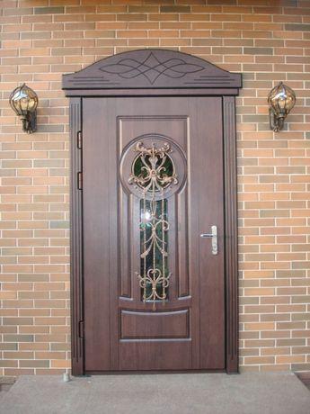 дверь входная металлическая, бронированная, в дом, квартиру, под заказ