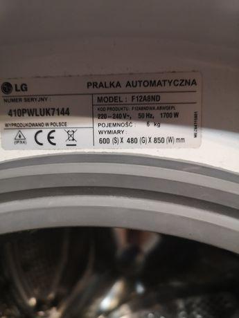 Części do pralki LG (F12A8ND)