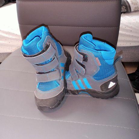 Super trzewiczki Adidas na systemach rozm. 25