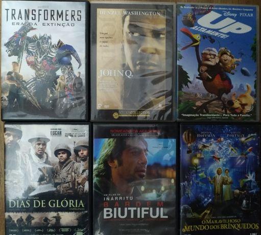 Filmes em DVD's Originais