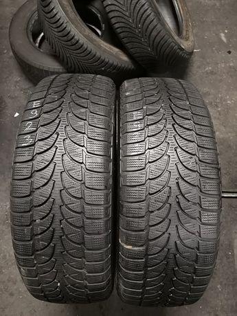 Opony zimowe 215/60/17 Bridgestone 2szt 6mm