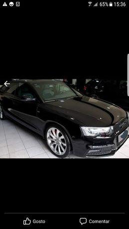 Audi A5 Sline Night Edition