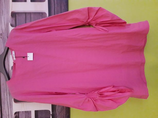 Sukienka różowa Mango M