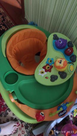 Ходунки Chicco для детей от 6 месяцев