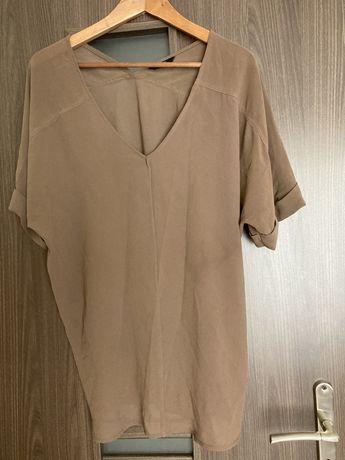 Luzna bluzka na lato M