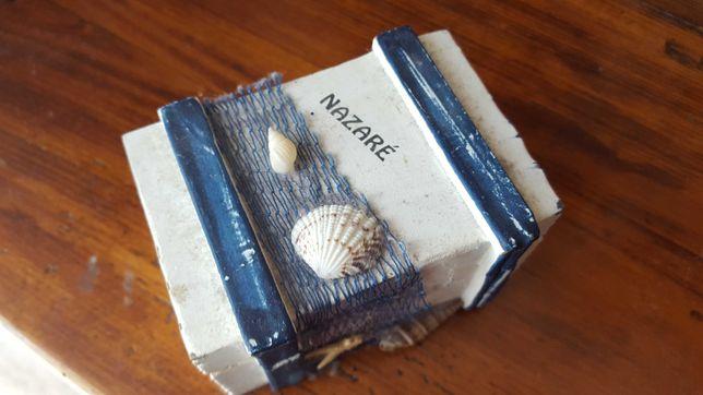 Caixa de jóias Nazaré