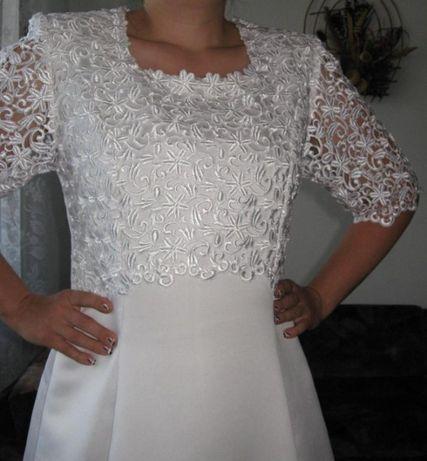 Suknia ślubna XL 42