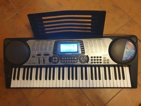 Keyboard Casio CTK-651