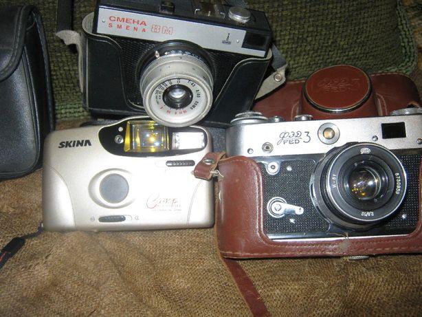 фотоапарати ссср