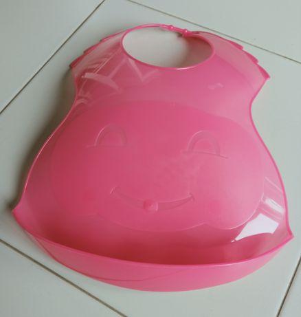 Babete SORRISO rosa