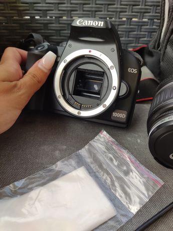 Canon 1000D - só corpo c/ bolsa