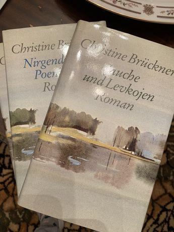 Książki w j. niemieckim Christine Bruckner