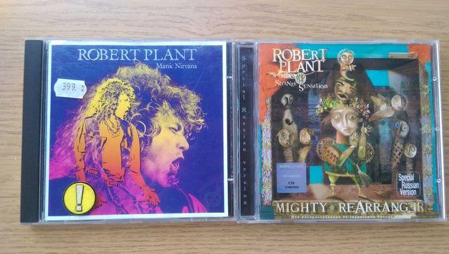 "CD-Диск-Robert Plant ""Manic Nirvana"", Robert Plant - Mighty Rearranger"