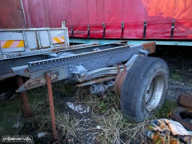 Eixos para Camiões-Mercedes Scania Renault Volvo Iveco Daf Man