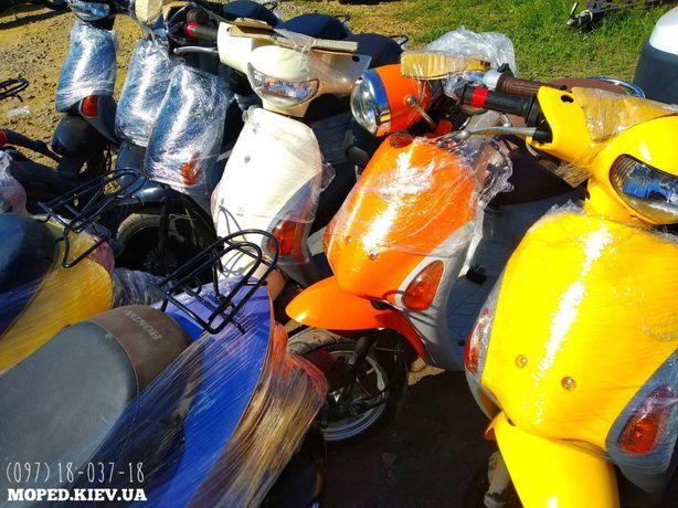 Скутер японский Honda Dio 95 без пробігу
