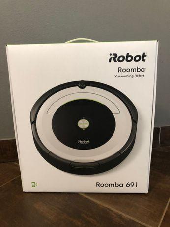Odkurzacz automatyczny iRobot Roomba 691 Poznań Długa 14