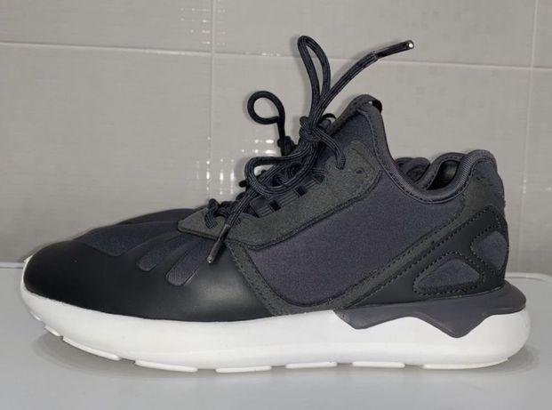 Кроссовки Adidas ОРИГИНАЛ, 22,5 см стелька, черные кросівки Nike