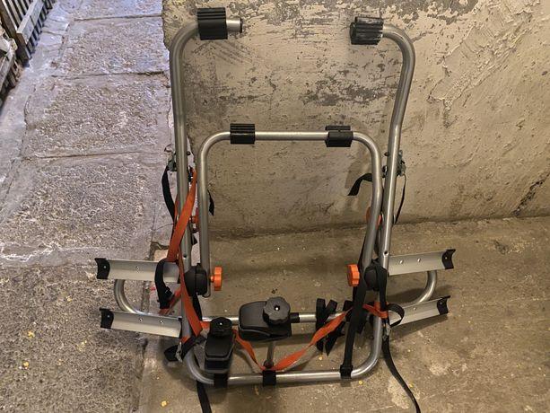 Platforma rowerowa na klapę bagaznika