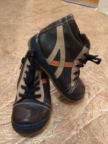 Осенние ботинки, демисезонные ботинки для мальчика