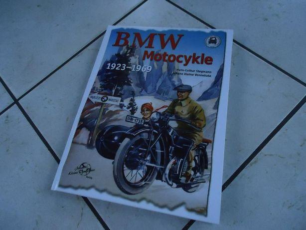Książka BMW Motocykle - nowa, zabytkowe motocykle