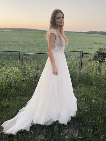 Suknia ślubna Millanova Lizette