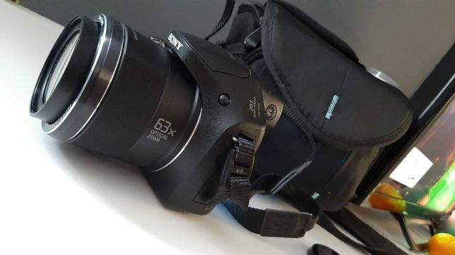 Aparat fotograficzny sony DSC-H400