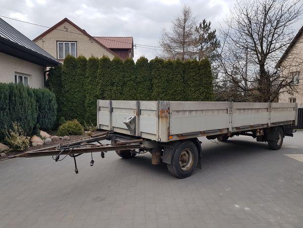 Przyczepa rolnicza Gniotpol OCYNK DMC 10000kg