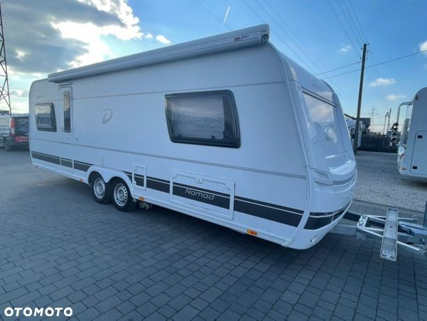 Dethleffs Nomad 650 Er Nomad  Dethleffs Nomad 650 Er Alde Mover