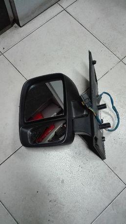 Espelho retrovisor esq duplo Peugeot Expert 2011