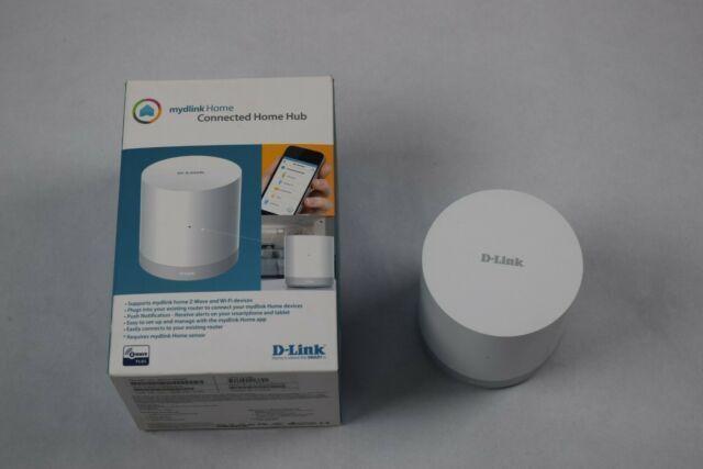 Hub de controlo D-link+Sensor de movimento D-Link