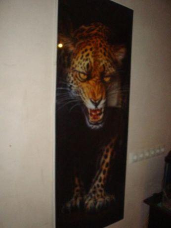 картина тигр большая