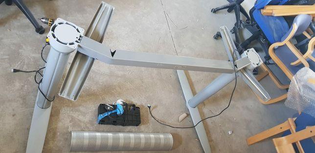 Stelaż KINNARPS biurko z elektryczną regulacją wysokości