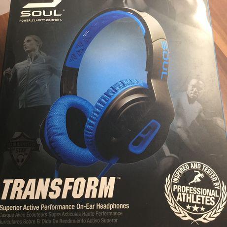 Słuchawki SOUL Transform ST20BUA powystawowe okazja!!!