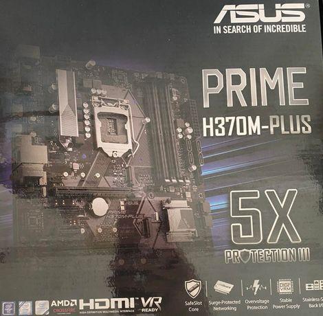Продам новый компьютер ASUS/I5-9400F/ssd 256/M2-120/16gb ram