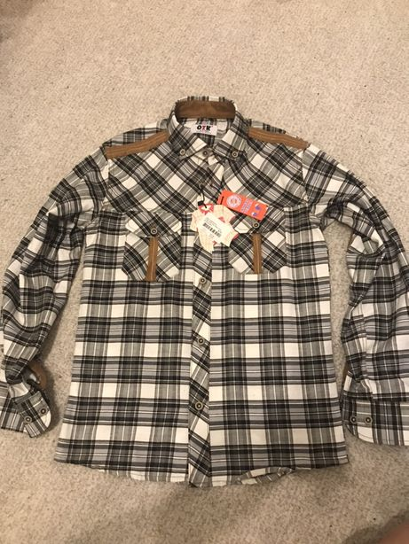 Турецкая рубашка 9-10лет
