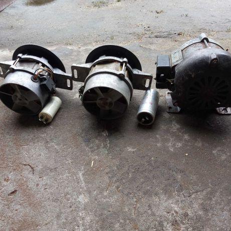 Sprzedam Silniki Elektryczne 220 V Od Pralki Frani