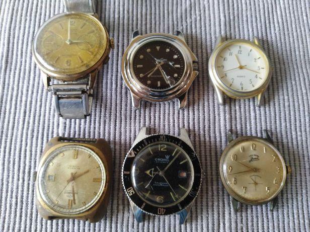 Relógios Suiços antigos