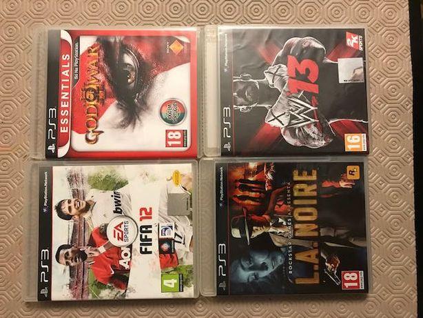 Jogos PS3 (com caixa original, como Novos)