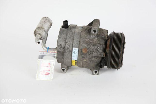 Kompresor klimatyzacji 8200343375 Renault Laguna II 1.9 DCI 120km 2004r