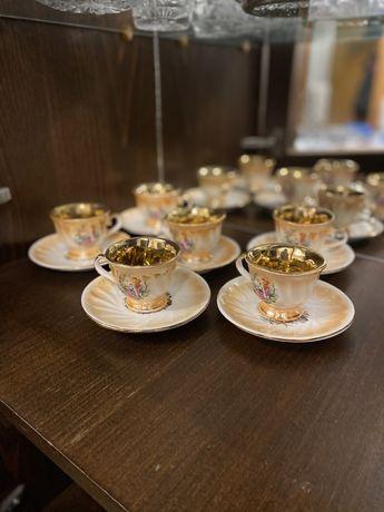 Сервиз Мадонна Чашки і блюдця Набір посуду
