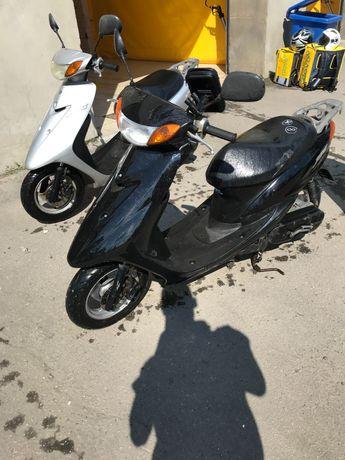 Продам Yamaha jog 16 , в чёрном цвете , 400 долларов с документами .