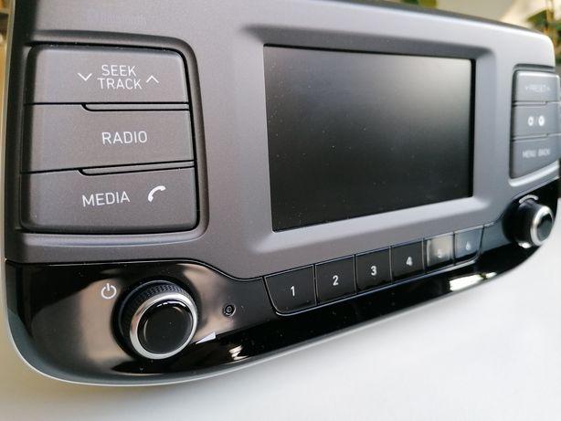 Nowe fabryczne radio panel/ekran do Hyundai i30 2018-