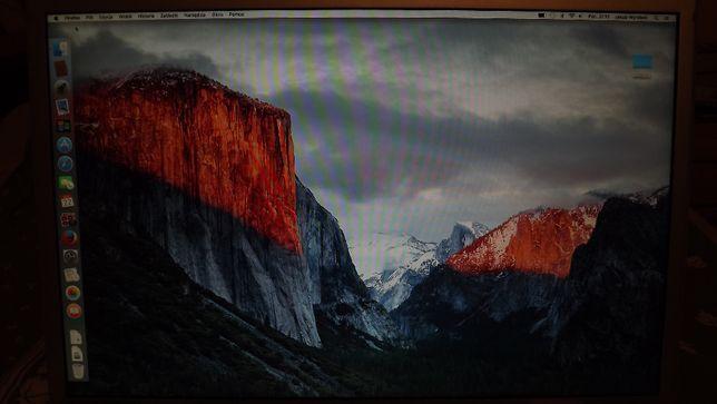 macbook pro a1261 6GB ram 120 GB ssd urocze 17,3cala LED