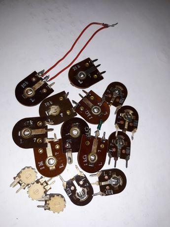 Elektronika-oporniki i potencjometry