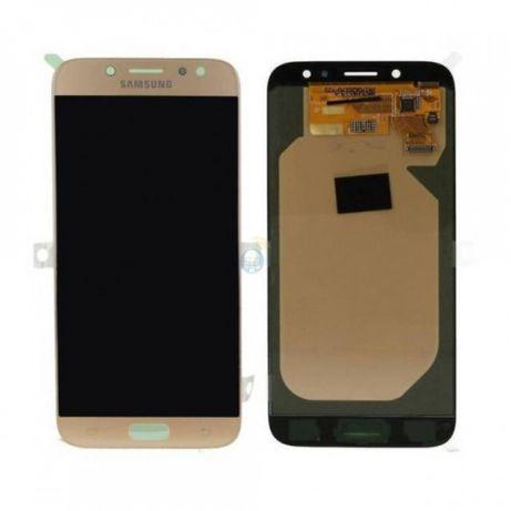 LCD Para Samsung J5 e J7 2017 dourado
