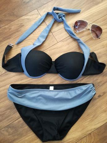 Nowy Strój Kąpielowy M Kostium Push up Bikini