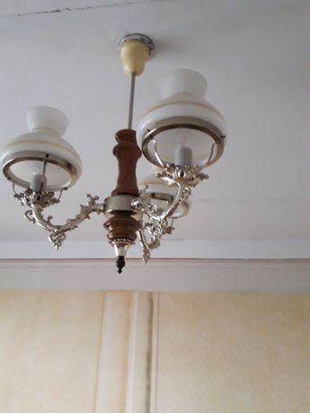 Комплект керамічних світильників вінтажСССР.