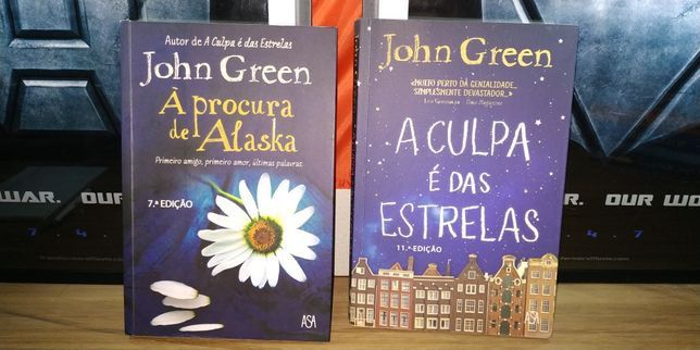 John Green - Livros - Vários títulos