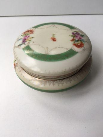 GUarda-Jóias em porcelana, Depiag, cerca 1900