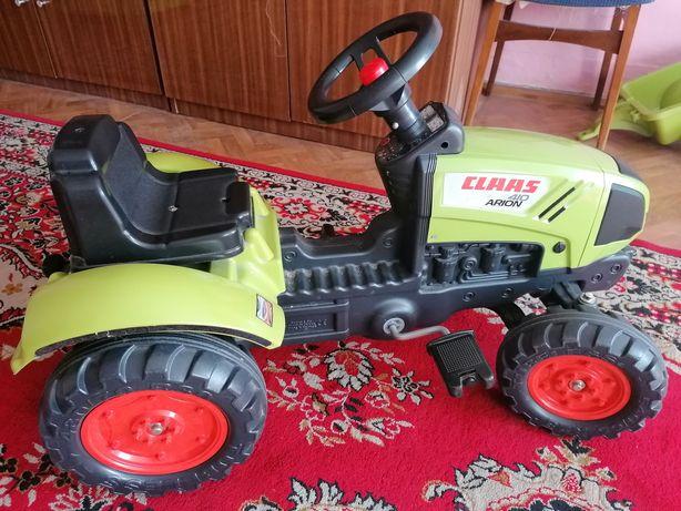 Traktorek na pedały CLAAS